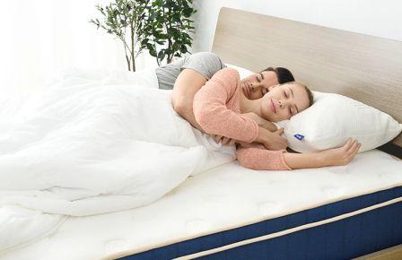 Sweetnight 8-inch Hybrid Mattress.