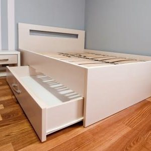 Bed Frames with Drawers