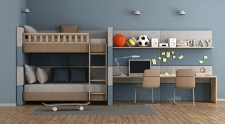 Top 15 Best Bunk Beds with Desk in 2020 - Complete Guide
