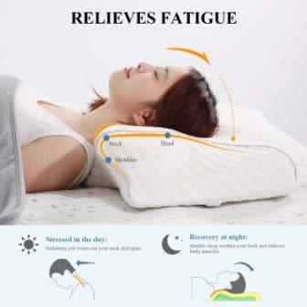 Top 15 Best Sleep Apnea Pillows in 2020