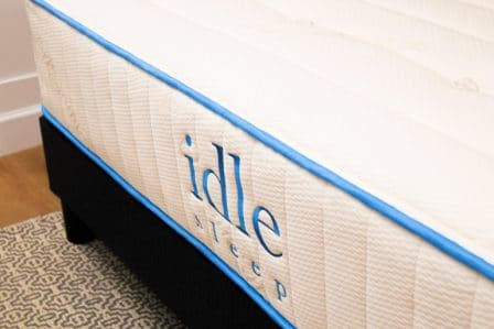 Idle Dunlop Latex Hybrid Mattress