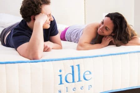 Idle Plush Mattress