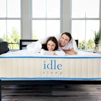 Idle Talalay Latex Hybrid Mattress