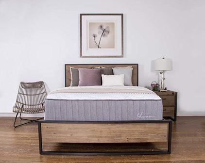 Brooklyn Bedding Bloom 14-Inch Talalay Latex Hybrid Mattress