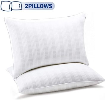 Hypoallergenic pillow by SEPOVEDA