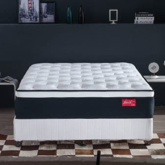 Jacia House 12-Inch Hybrid Mattress
