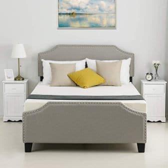 LAGRIMA PLATFORM BED