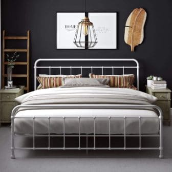 Top 15 Bed Frames with Headboard and Footboard in 2020