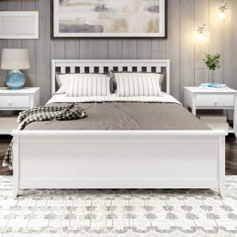 Top 15 Queen Bed Frames with Headboard and Footboard in 2020