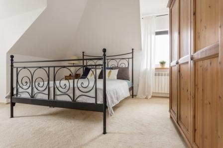 Queen Bed Frames with Headboard and Footboard
