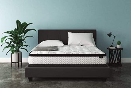 12-inch King-size Chime Express mattress by Signature Design by Ashley