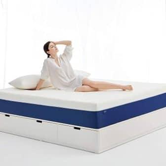 14-inch gel foam mattress by Molblly