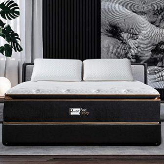 "BedStory 12"" Hybrid Mattress"
