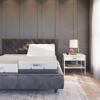 CLASSIC BRANDS ADJUSTABLE BED FRAME