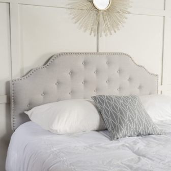 Christopher Knight Home Austell Fabric Headboard