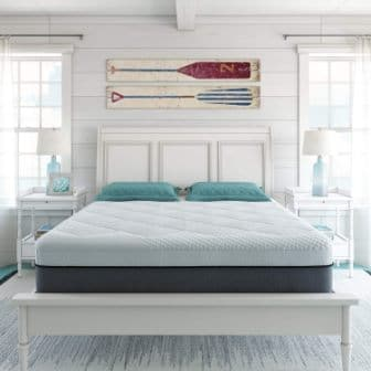 Classic Brands Cool Gel Quilted Memory Foam Mattress