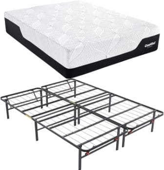 Classic Brands Cool Gel Ultimate Gel Memory Foam 14-Inch King Mattress