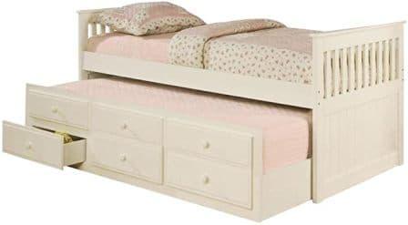 Coaster Fine Furniture La Salle Captain's Bed