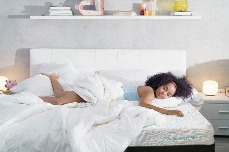 CopperRest Sleep Gel Infused Latex Mattress