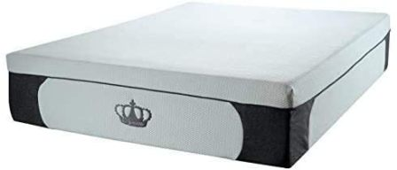 Dynasty Mattress 14.5-Inch CoolBreeze Gel Memory Foam Mattress