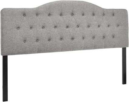 First Hill Upholstered Tufted Headboard
