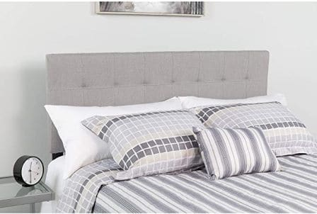 Flash Furniture Bedford Upholstered Queen Size Headboard