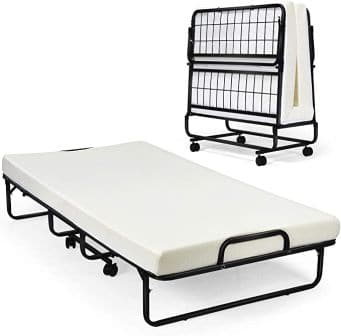 Giantex Metal Folding Bed