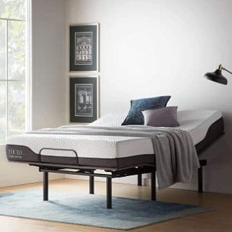 Lucid L150 Adjustable Bed Base