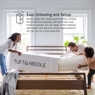 MAT-TN-01-K by Tuft & Needle