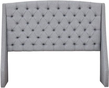 Madison Park Harper Upholstered Tufted