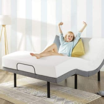 Mellow Genie 500 Twin XL Adjustable Bed Base