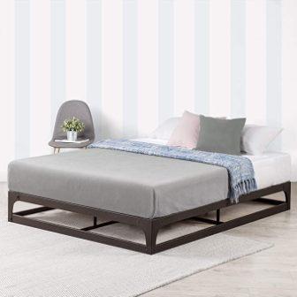 Mellow Metal Platform Bed Frame 9 Inch