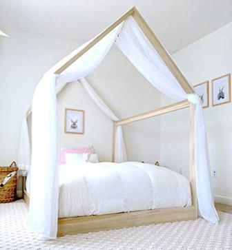Purveyor 15 House Bed Frame Toddler Bed