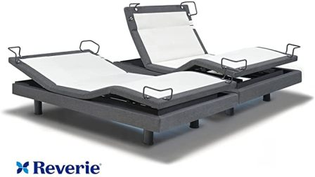 Reverie Dynasty Mattress 8Q-Series Adjustable Bed Base