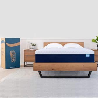 Shiloh 14-inch mattress by Sleep Innovations