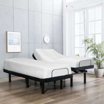 Smile Back Adjustable Bed Frame
