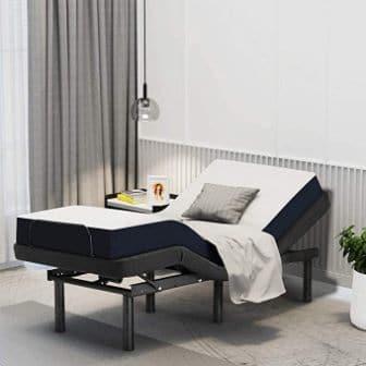 Smile Back Twin XL Adjustable Bed Base