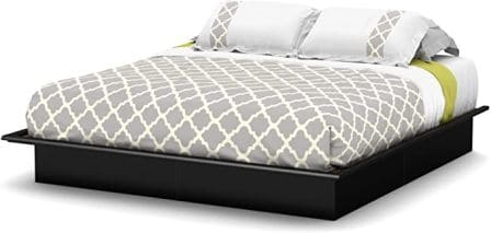 South Shore Step One Platform Bed with Storage