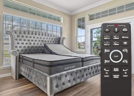 Sven & Son Adjustable Bed