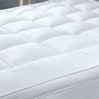 The Duck and Goose Co 3-Inch Mattress Topper