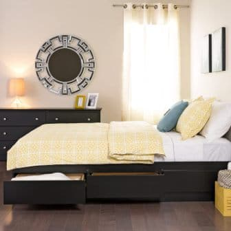 Top 10 Best Bookcase Beds - Detailed Reviews & Guide for 2020