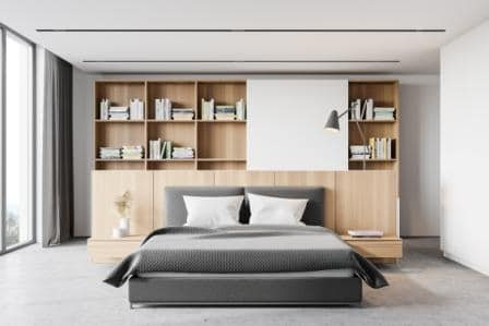 Best Bookcase Beds