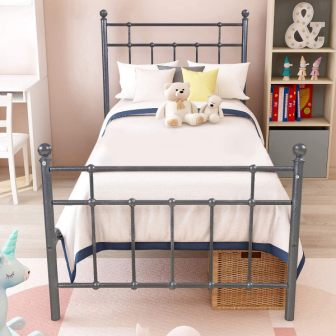Top 15 Bed Frames for Heavy People - Detailed Reviews & Guide 2020