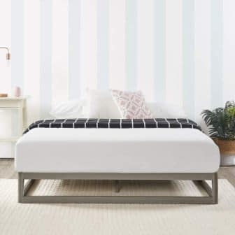 Top 15 Best King Size Metal Bed Frames - Full Guide & Reviews 2020