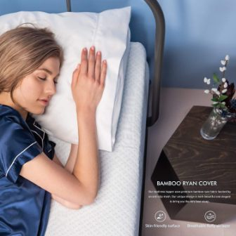 Top 15 Best Mattress Toppers for Hip Pain - Guide & Reviews 2020