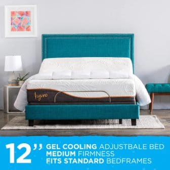 Top 15 Full Size Adjustable Bed Frames - Complete Guide & Reviews 2020