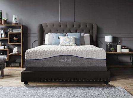 Twin-size mattress by Mattress America