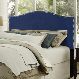 Winsted Linen King Headboard by Dorel Living