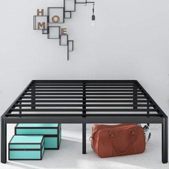 Zinus Van Platform Bed Frame