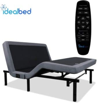 iDealBed 4i Custom Adjustable Bed Base
